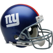 Riddell New York Giants Proline Authentic Football Helmet