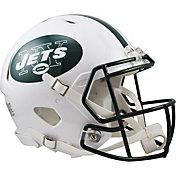 Riddell New York Jets Revolution Speed Football Helmet