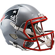 Riddell New England Patriots Speed Replica Full-Size Football Helmet