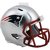 9efa1952 Riddell New England Patriots Pocket Single Speed Helmet