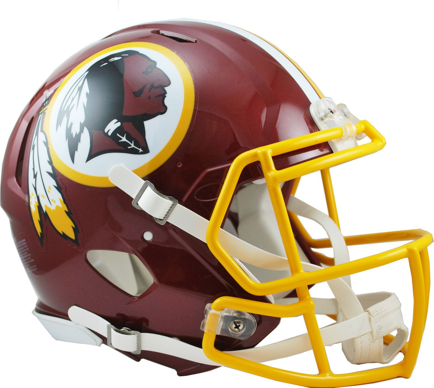 Riddell Washington Redskins Revolution Speed Football Helmet