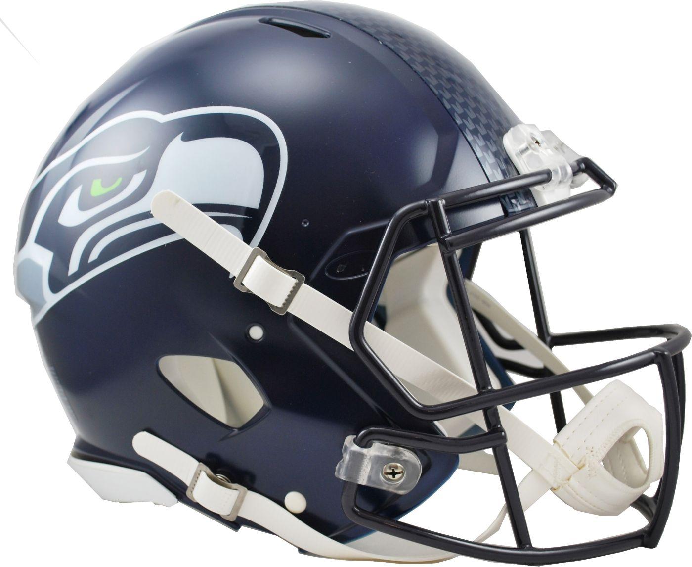 Riddell Seattle Seahawks Speed Authentic Full-Size Helmet
