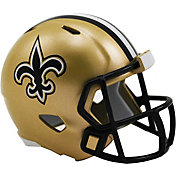 Riddell New Orleans Saints Pocket Single Speed Helmet