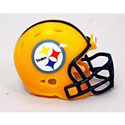Riddell Pittsburgh Steelers Pocket Size Gold Helmet