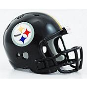 Riddell Pittsburgh Steelers Pocket Size Color-Chrome Helmet