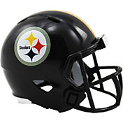 Riddell Pittsburgh Steelers Pocket Single Speed Helmet