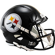 Riddell Pittsburgh Steelers Speed Replica Full-Size Football Helmet