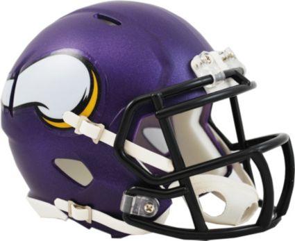 0cf45d20deb Riddell Minnesota Vikings Mini Speed Helmet. noImageFound
