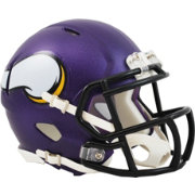 Riddell Minnesota Vikings Mini Speed Helmet
