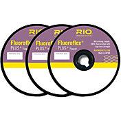 RIO Fluoroflex PLUS Tippet – 3 Pack