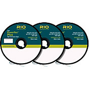 RIO Powerflex Plus Tippet – 3 Pack