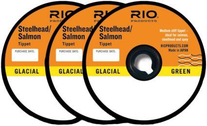 RIO Steelhead/Salmon Tippet – 3 Pack