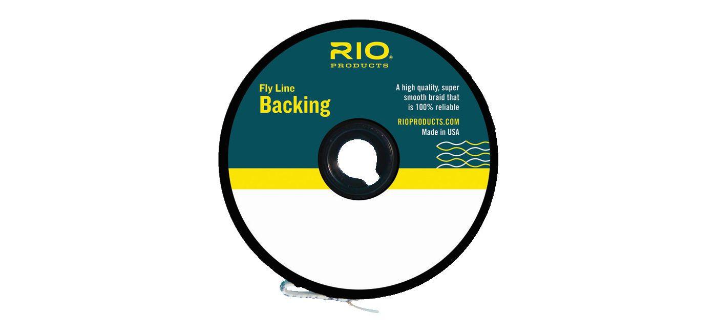 RIO Dacron Fly Line Backing – Orange