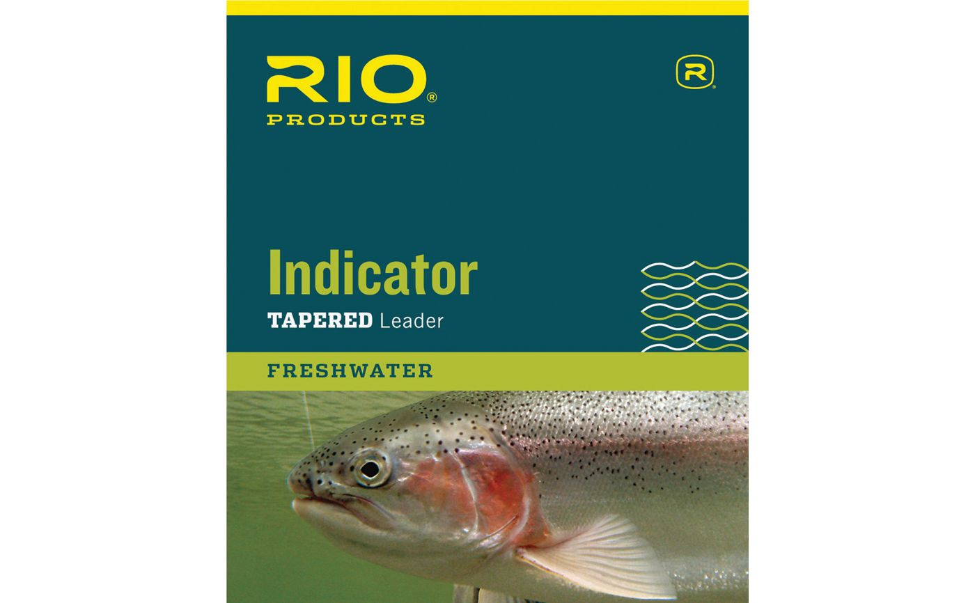 RIO Indicator Tapered Leader