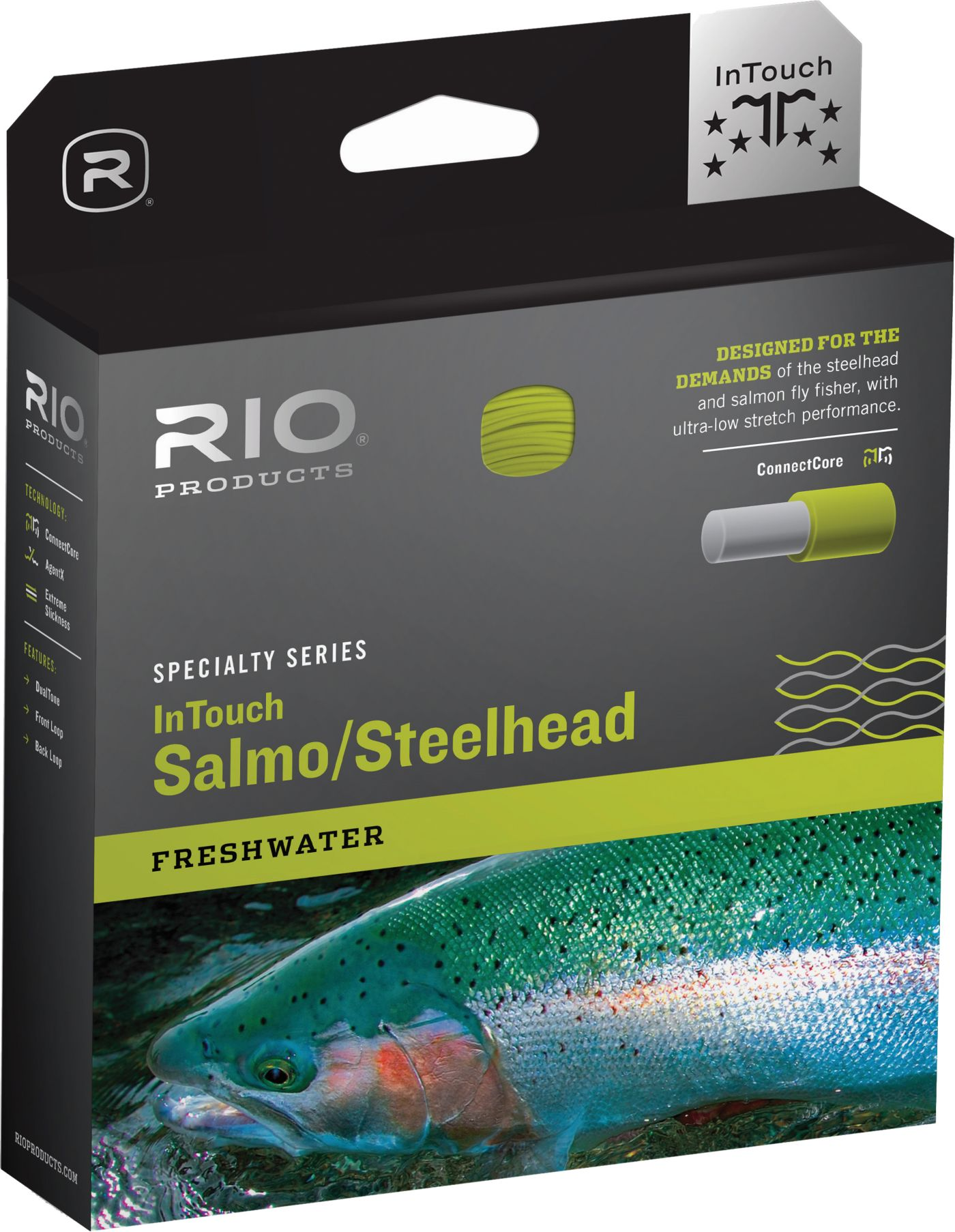 RIO InTouch Salmon/Steelhead Freshwater Fly Line