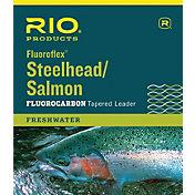 RIO Fluoroflex Steelhead/Salmon Fluorocarbon Tapered Leader