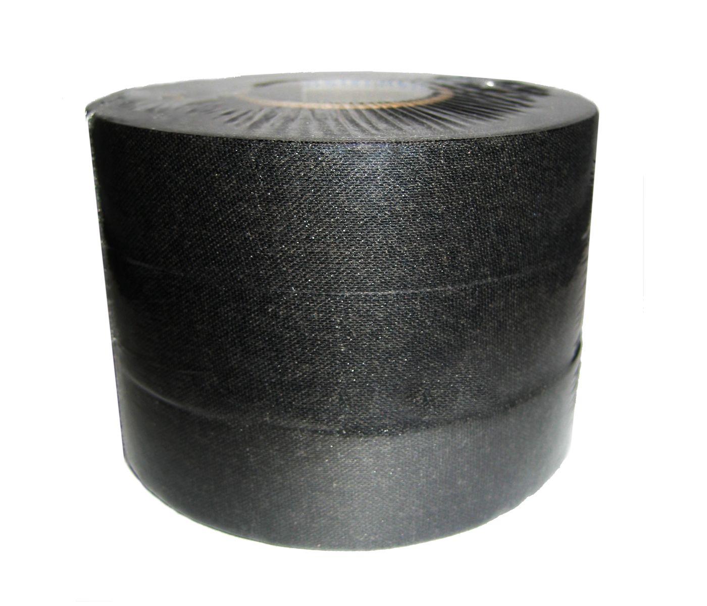 Renfrew Black Hockey Tape - 3 Pack