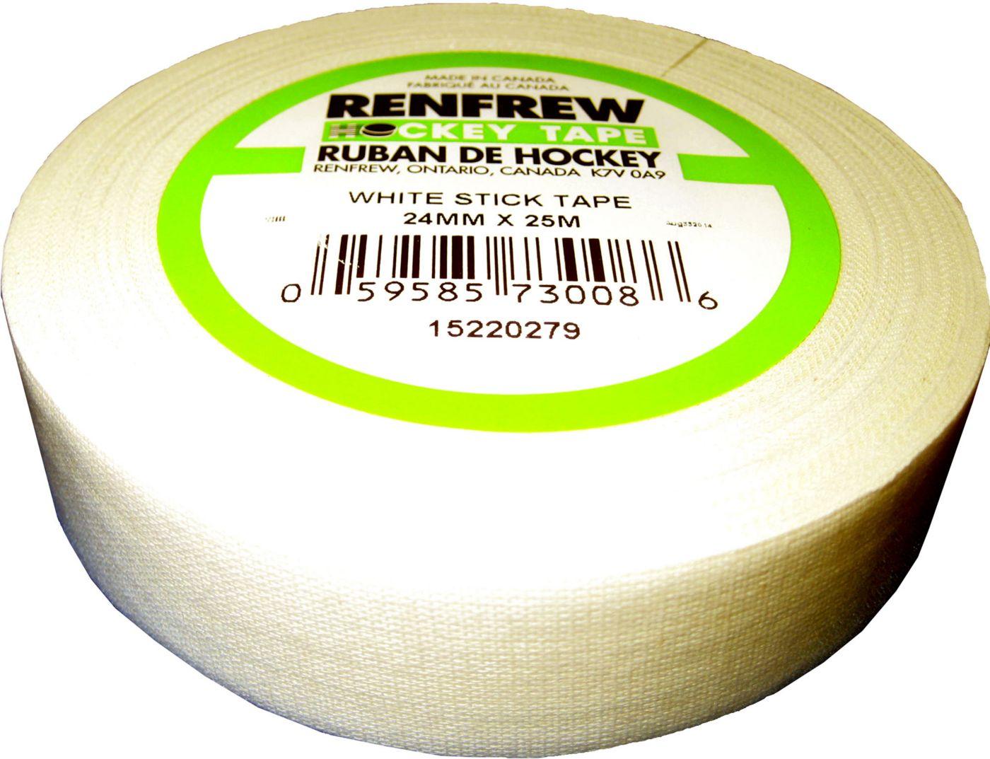 Renfrew White Hockey Stick Tape