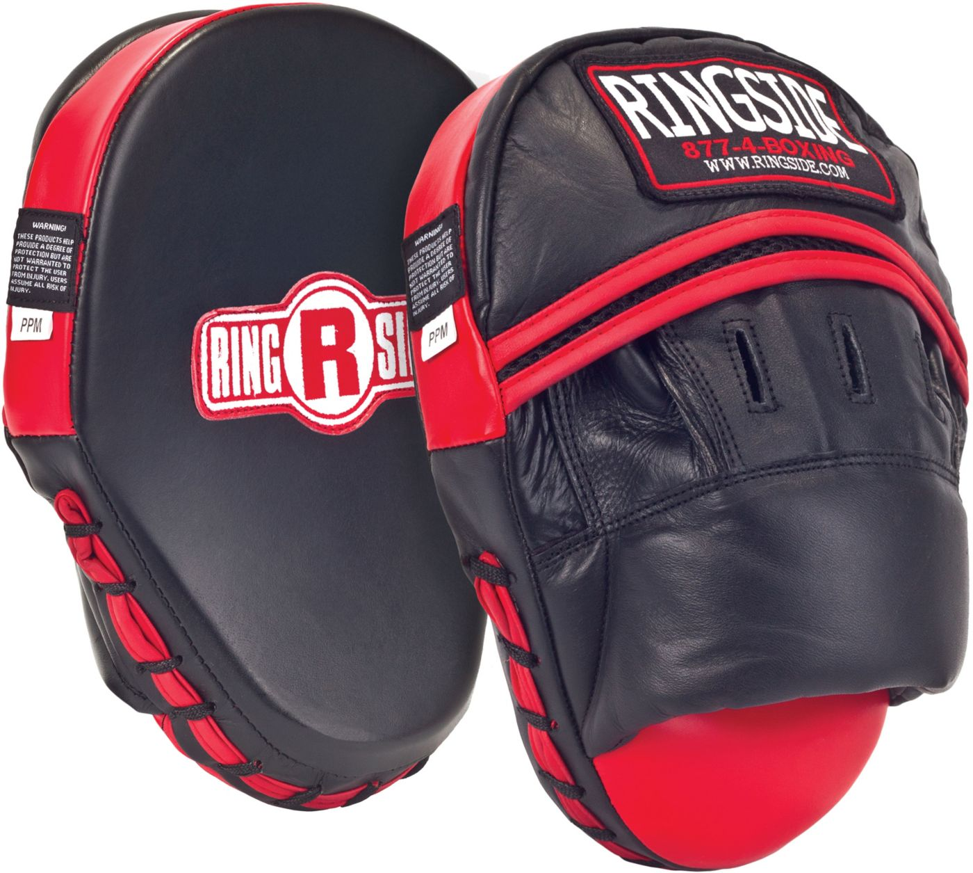 Ringside Panther Boxing Punch Mitts