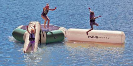 Rave Sports Bongo 10 Northwood's Bouncer Water Park