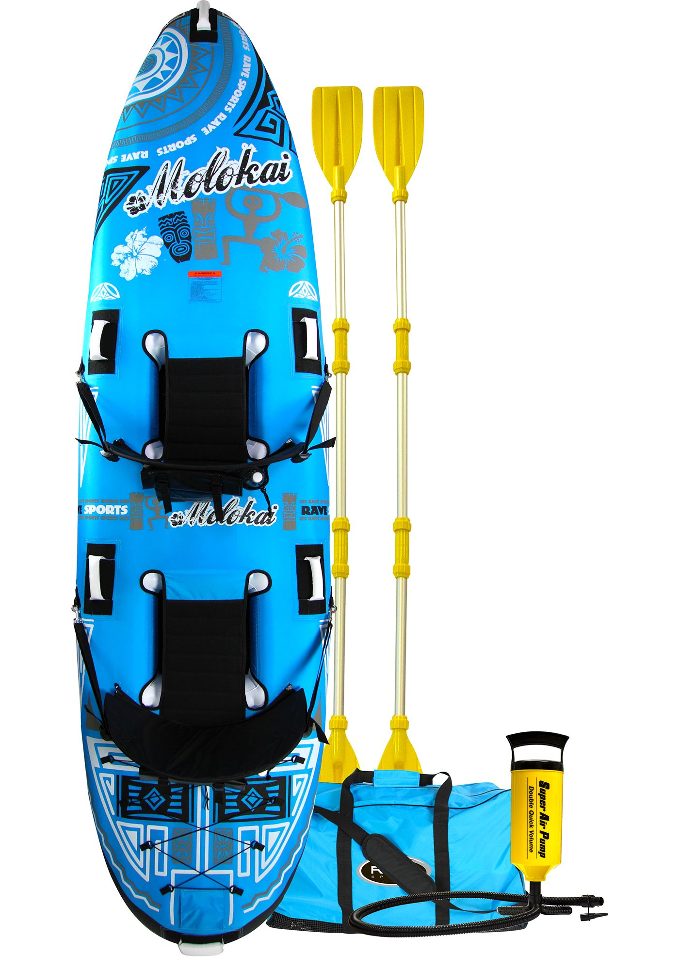 Rave Sports Molokai Inflatable Kayak