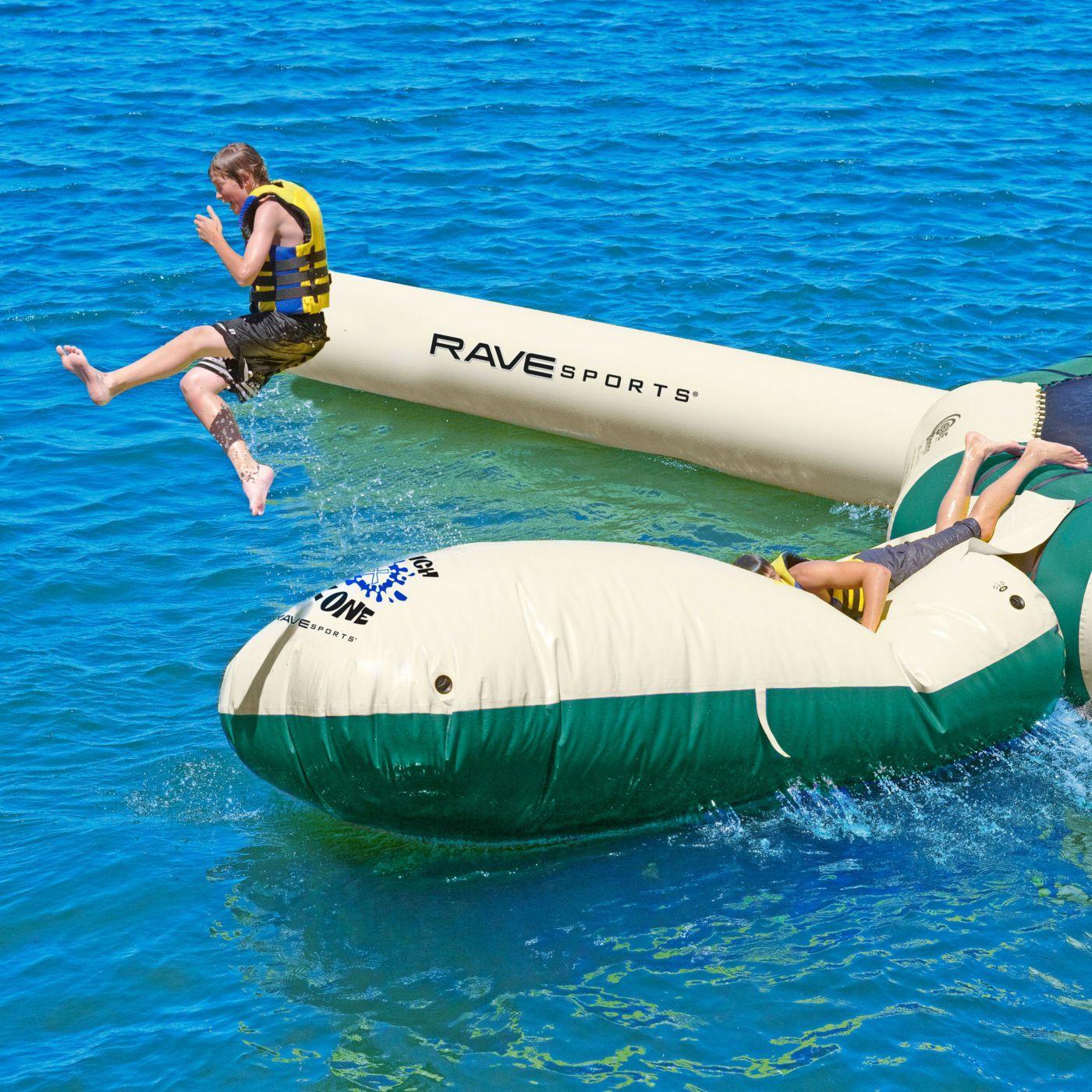 Rave Sports Northwood's Aqua Launch