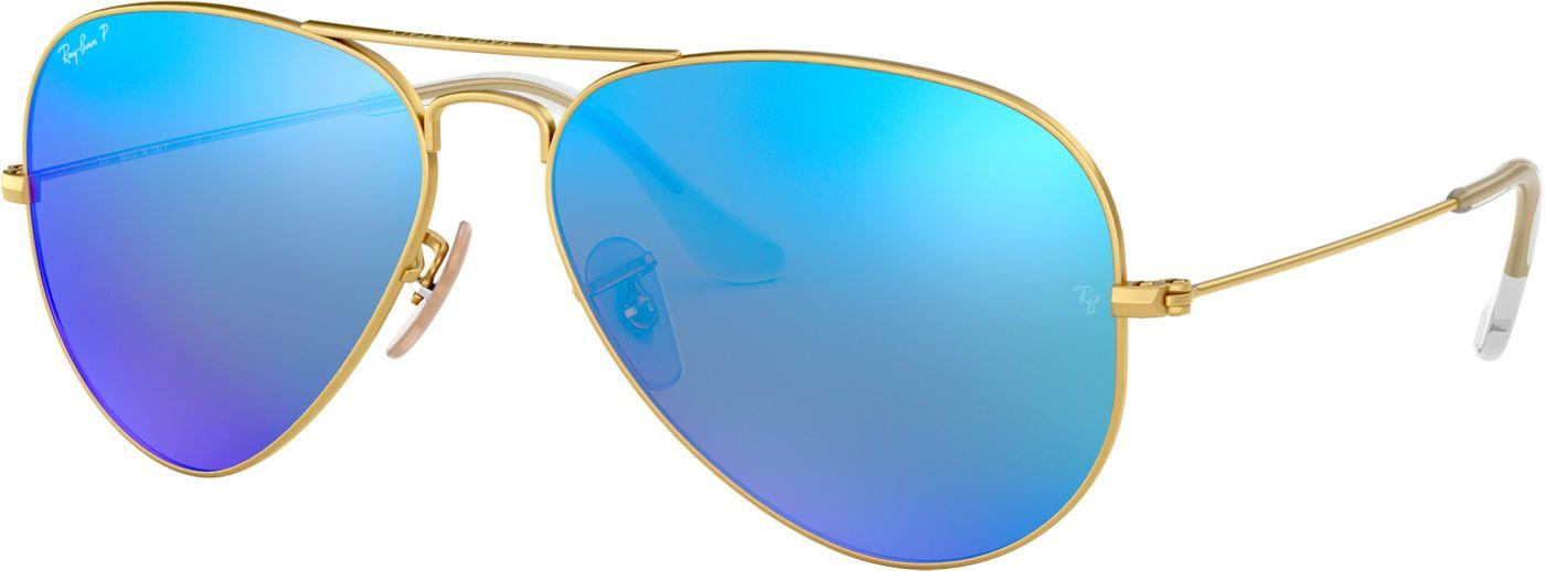 Ray-Ban Men's Aviator Sunglasses