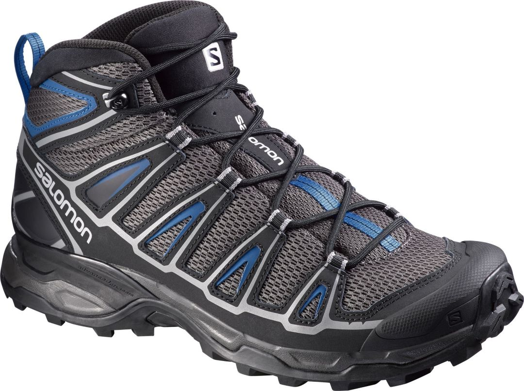 innovative design 966fa baf85 Salomon Men's X Ultra Aero Hiking Boots