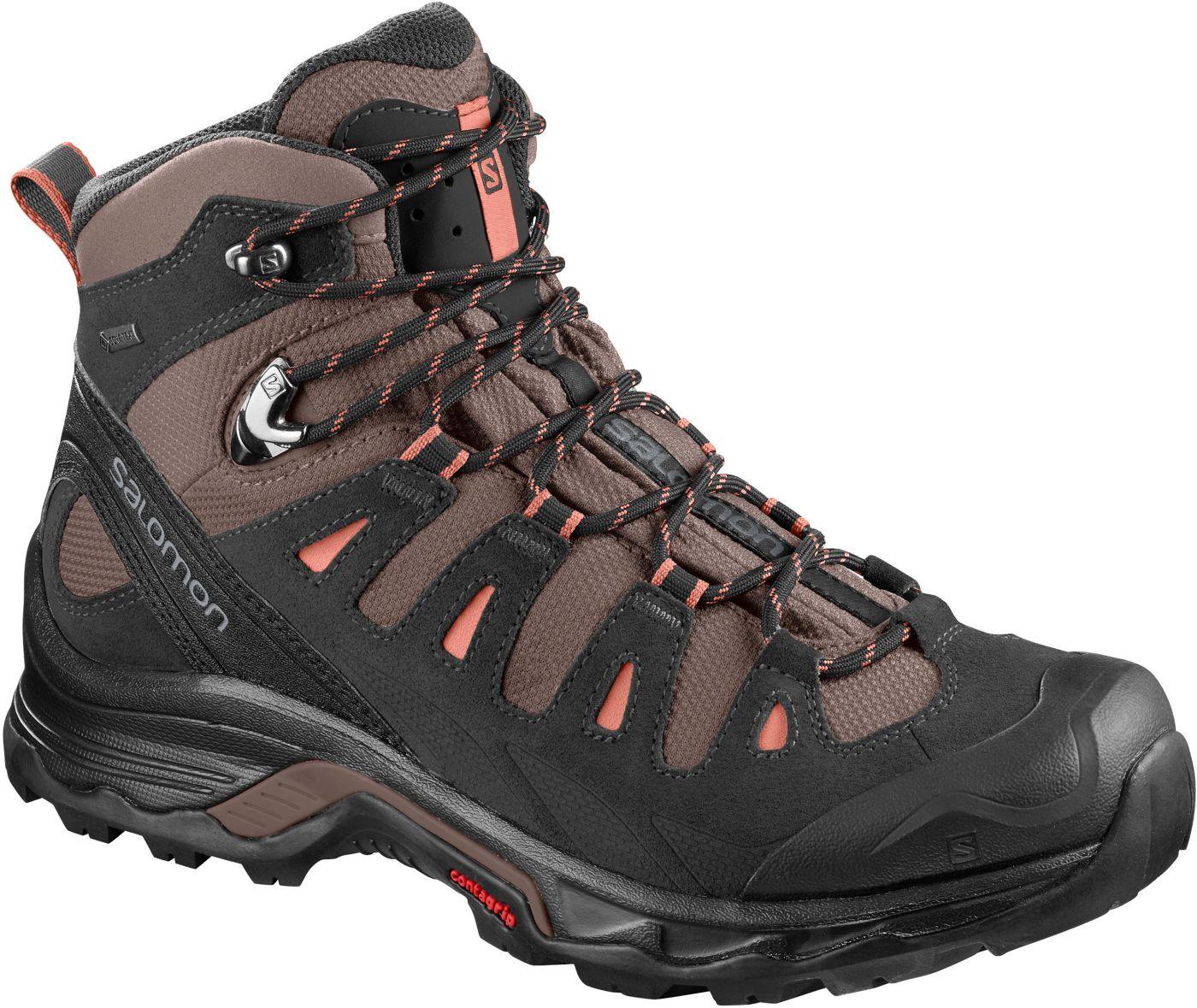 Salomon Women's Quest Prime GTX Waterproof Hiking Boots