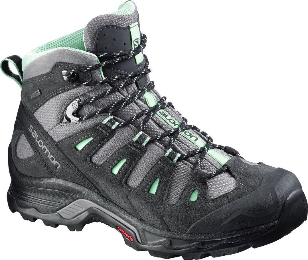 size 40 06221 260e2 Salomon Women's Quest Prime GTX Waterproof Hiking Boots