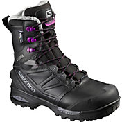 Salomon Women's Toundra Pro CS Waterproof Winter Boots