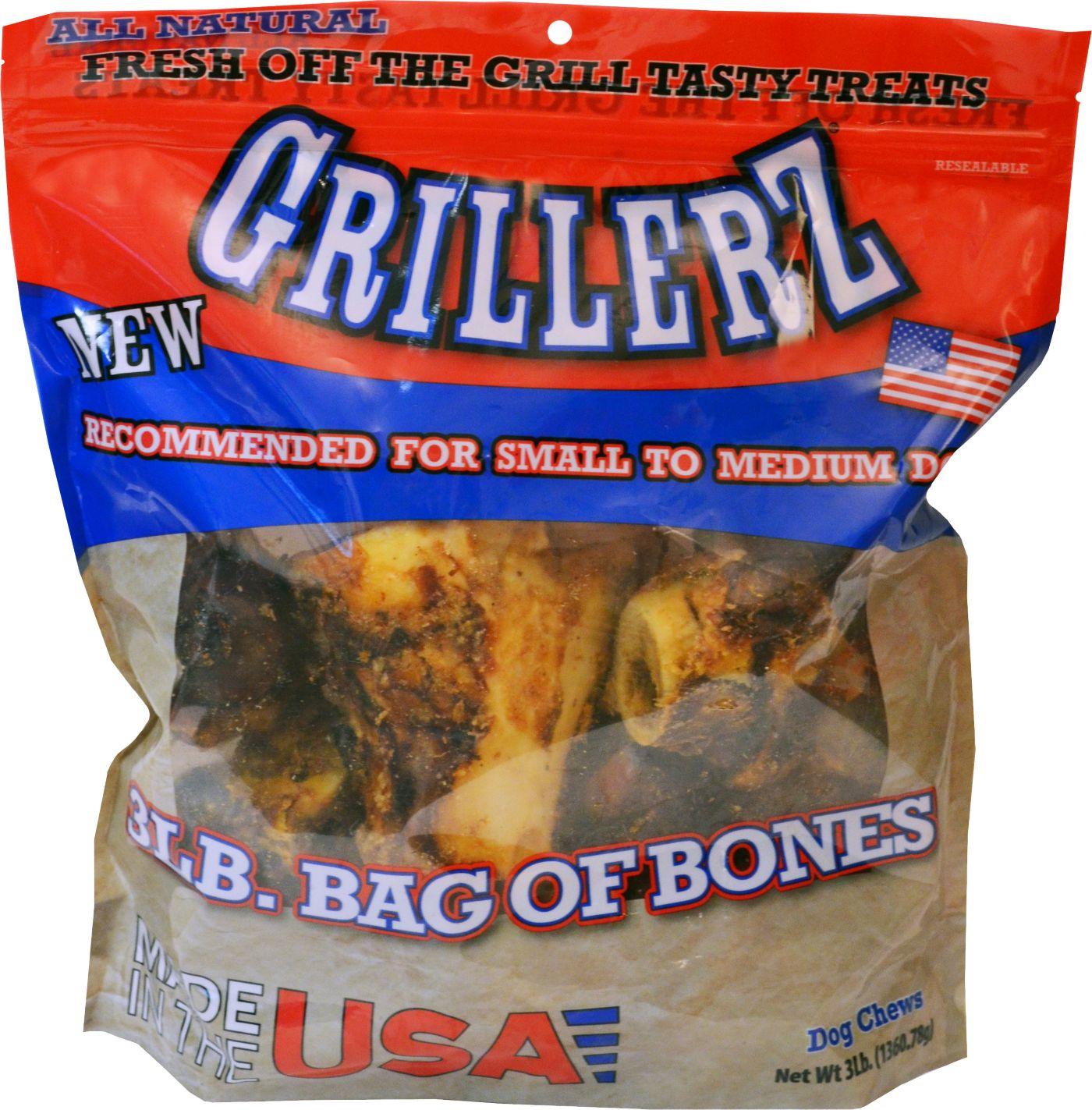 Grillerz 3 lb. Bag of Bones
