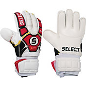 Select Adult 99 Hand Guard Soccer Goalkeeper Gloves