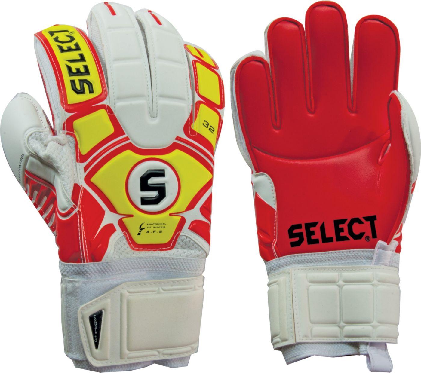 Select Adult 32 Soccer Goalkeeper Gloves