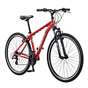 ff3ffbdc295 Product Image Schwinn Men's GTX 3 Hybrid Bike · Matte Red