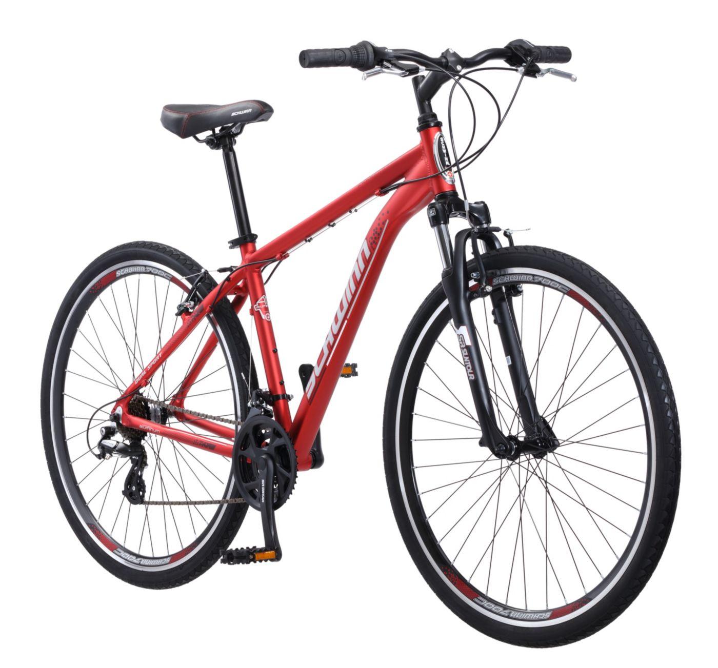 Schwinn Men's GTX 3 Hybrid Bike