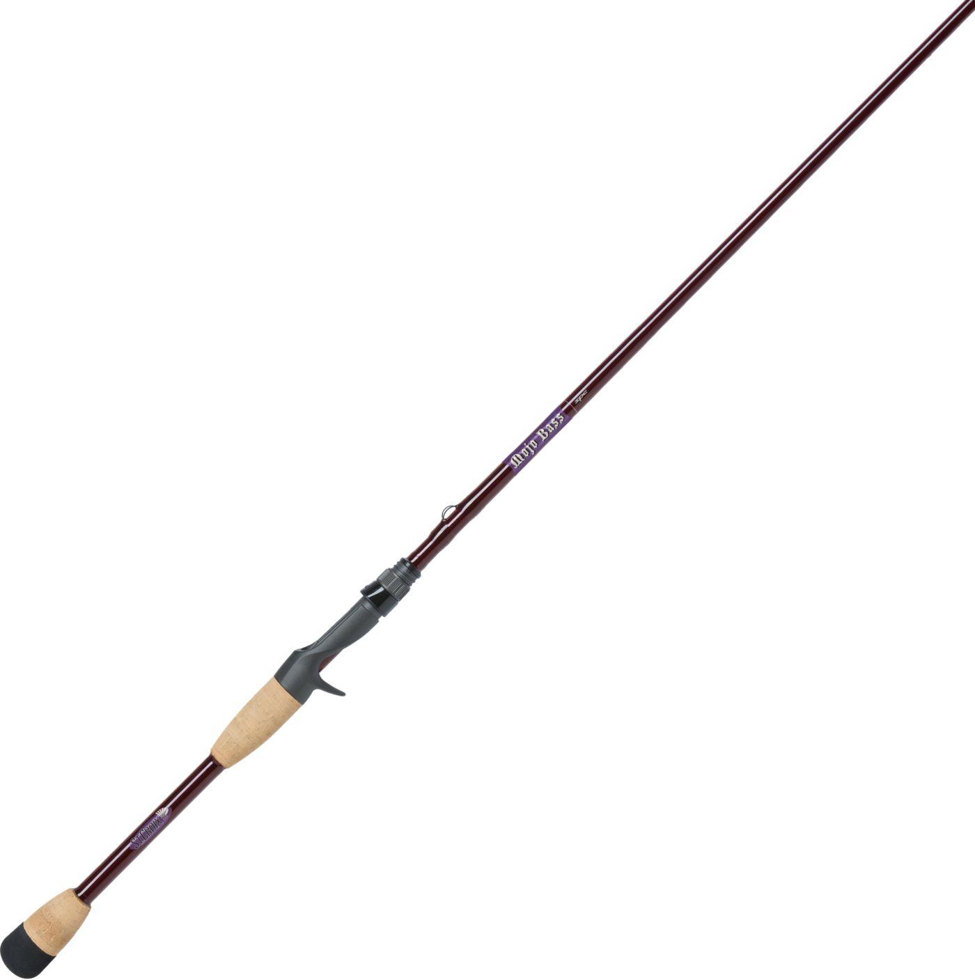 St. Croix Mojo Bass Casting Rod