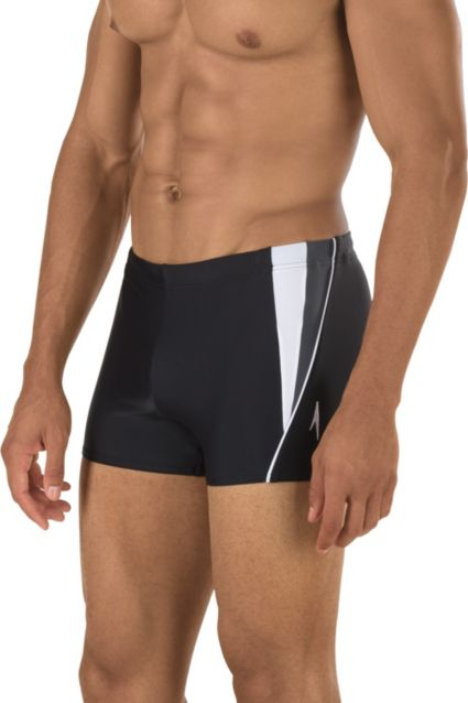 59ff6da9a5948 Speedo Men s Fitness Splice Square Leg. noImageFound