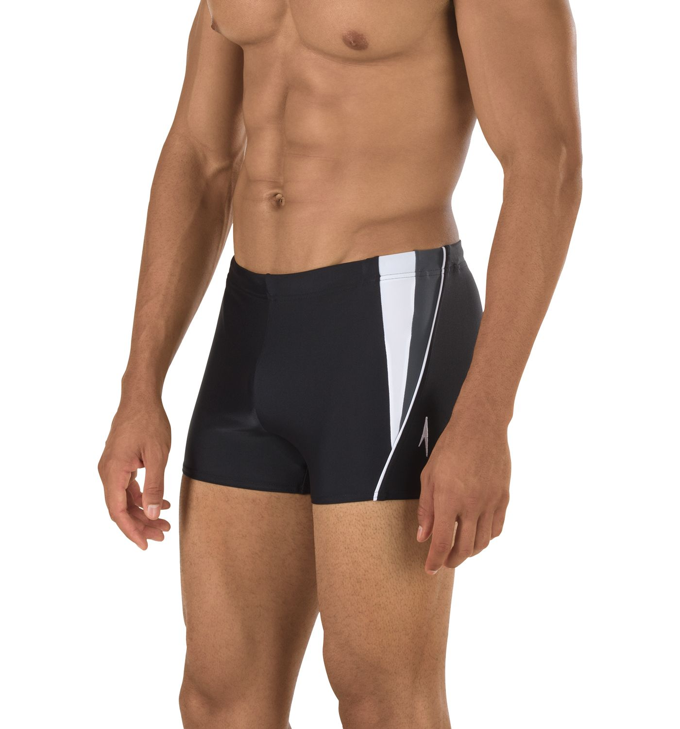 Speedo Men's Fitness Splice Square Leg