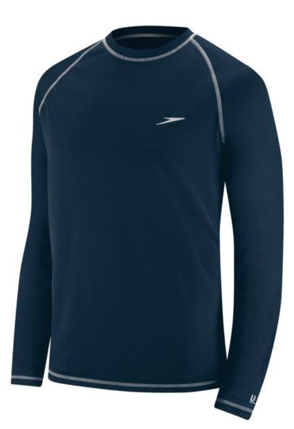 17e7b1e2b4 Speedo Men's Easy Long Sleeve Swim T-Shirt | DICK'S Sporting Goods