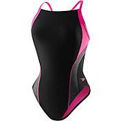 Speedo Women's Relaunch Flyback Swimsuit
