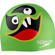 Speedo Kids' Critter Goo Bots Swim Cap