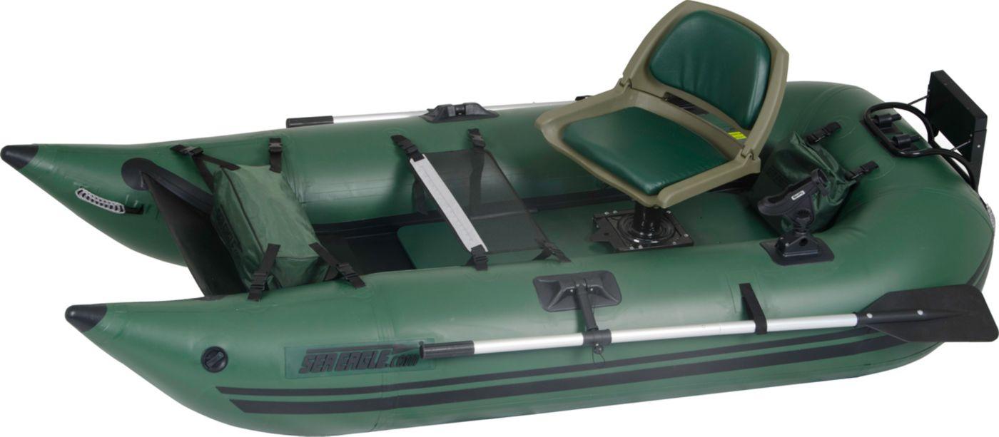 Sea Eagle 285 Frameless Pontoon Boat Pro Package