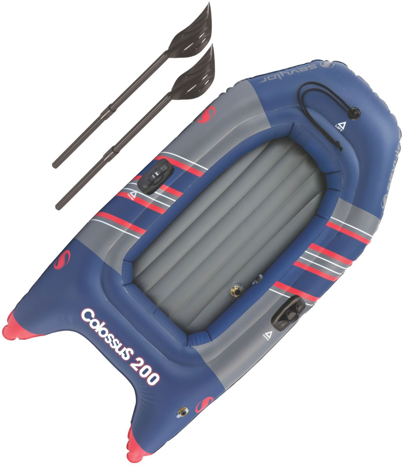 Sevylor Colossus 2-Person Inflatable Boat
