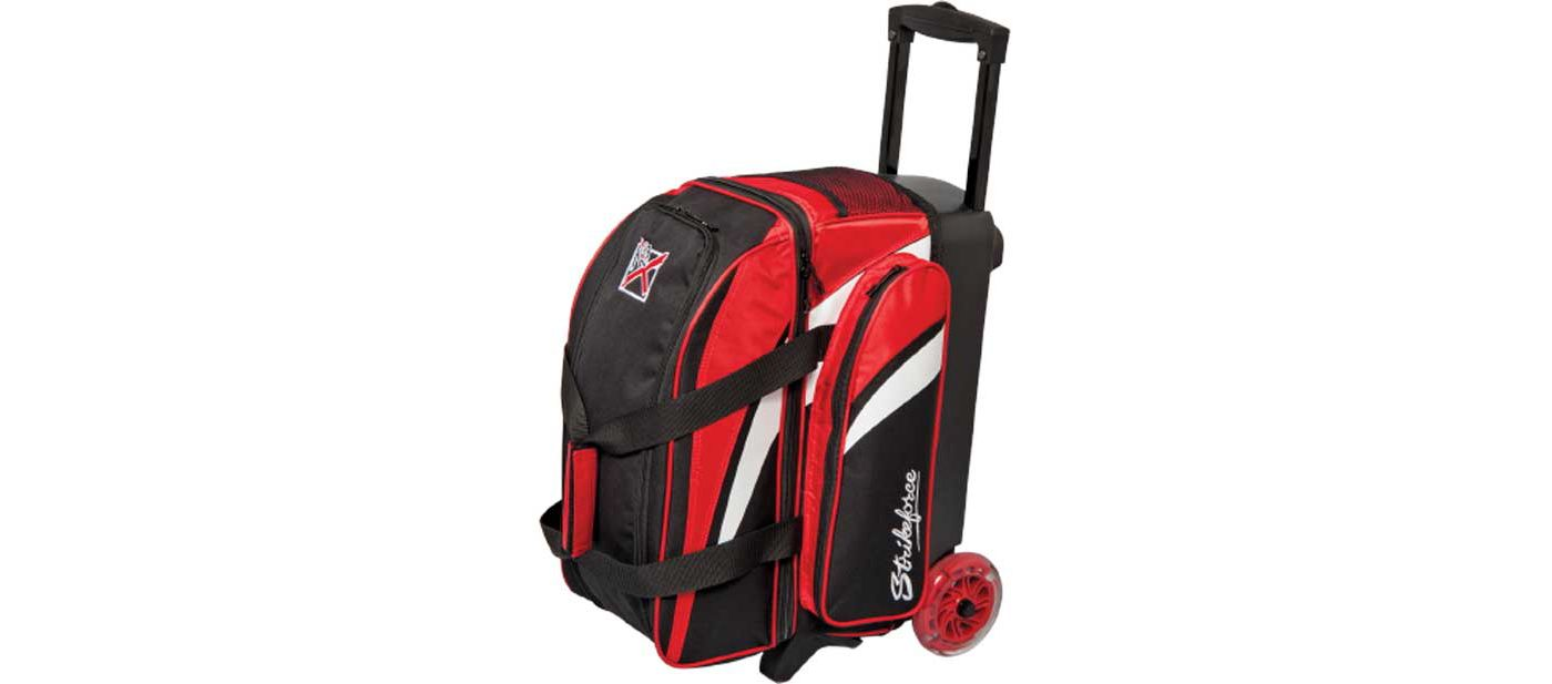 Strikeforce Cruiser Double Roller Bowling Bag