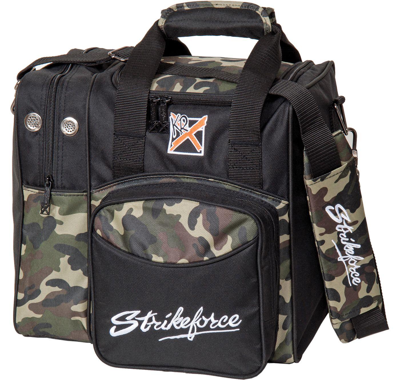 KR Strikeforce Flexx Single Bowling Tote Bag