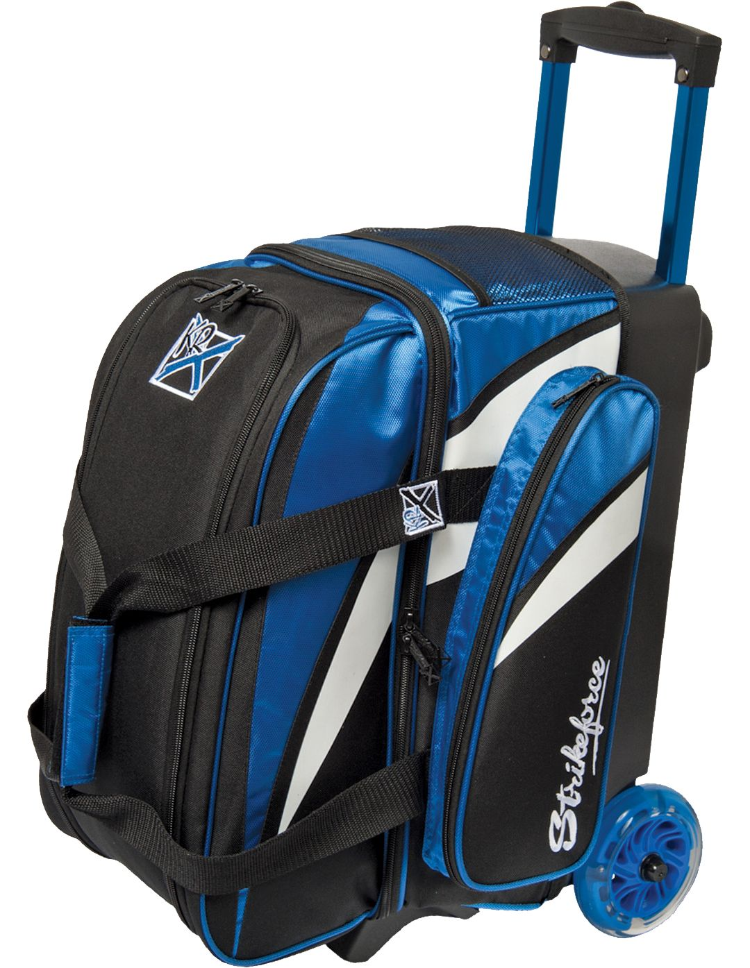 Kr Strikeforce Cruiser Smooth 2 Ball Roller Bowling Bag