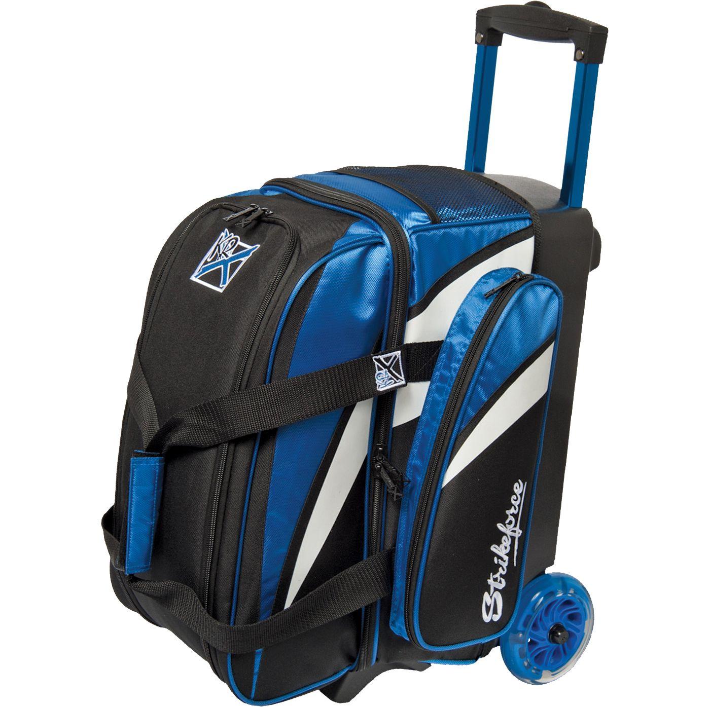 KR Strikeforce Cruiser Smooth 2-Ball Roller Bowling Bag