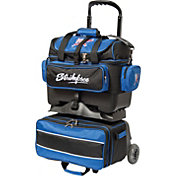 KR Strikeforce Royal Flush 4-Ball Roller Bowling Bag
