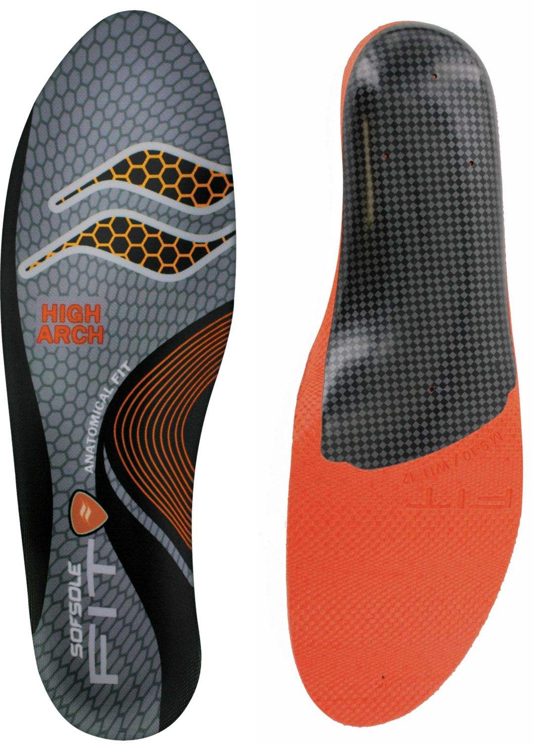 fd1265f156 Sof Sole Fit High Arch Insole | DICK'S Sporting Goods